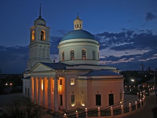 Куда можно отправиться в городском округе Серпухов за святой водой