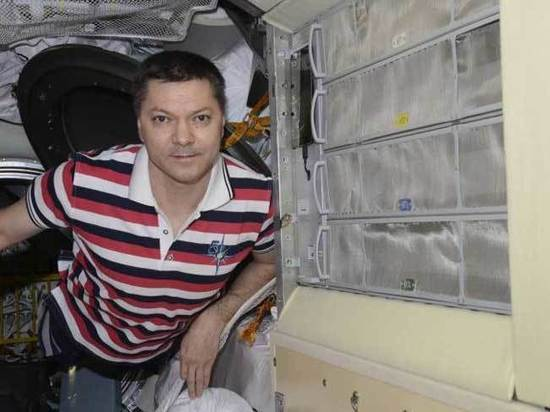 На МКС установили «умный» шкаф, который знает где что лежит