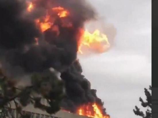В студенческом городке университета Лиона прогремел взрыв