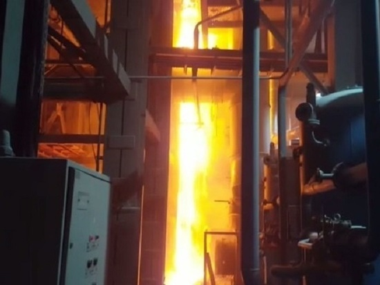 В Самуськах едва не взорвался Северский стекольный завод
