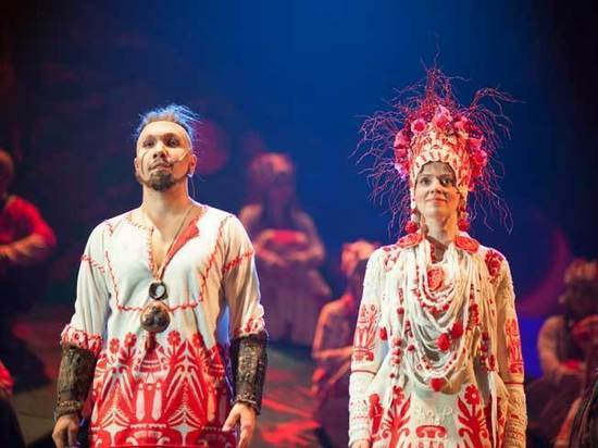 Тереза Дурова поставила для детей «Калевалу»