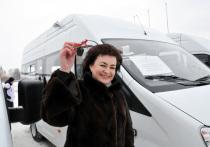 Нижегородские социальные учреждения получили новые автомобили