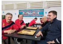 В Серпухове состоялись соревнования по нардам и новусу
