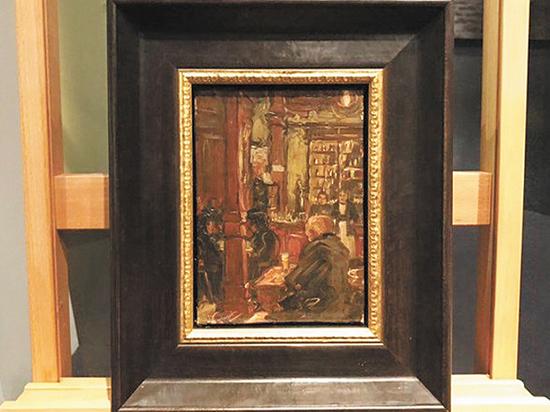 В Нидерландах нашли предполагаемую картину Ван Гога