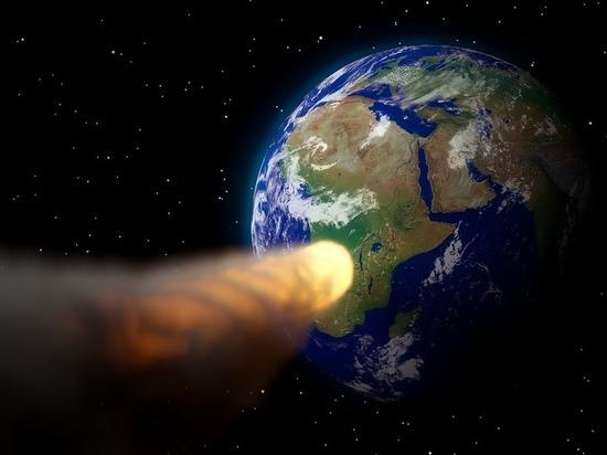 Земле угрожает столкновение с астероидом Апофис, заявили российские астрофизики