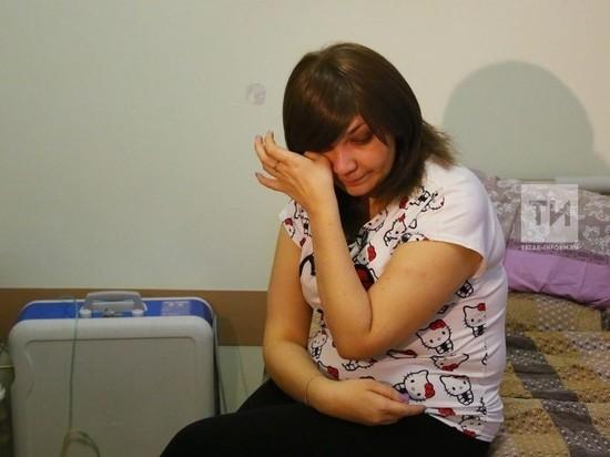 Онкобольная женщина из Татарстана ищет поддержку для сына