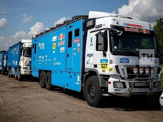 Белорусские МАЗы спасли «летучего голландца» ивошли в 10-ку наилучших на«Дакаре»