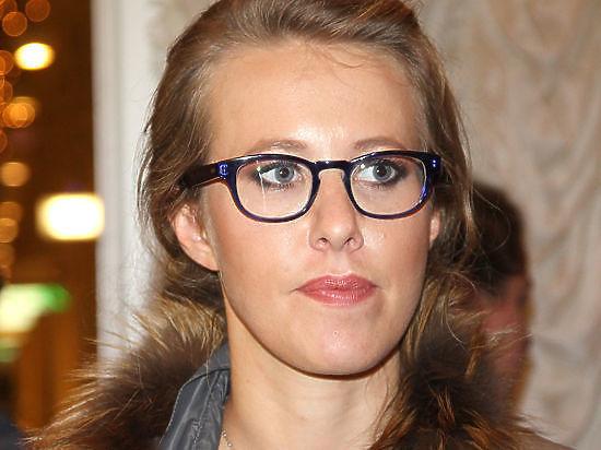 СМИ рассказали зачем Ксения Собчак отправилась в Киев