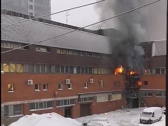 В петербургской типографии взорвался снаряд времен ВОВ