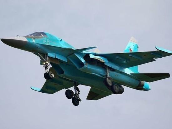 Найдено тело пилота рухнувшего Су-34
