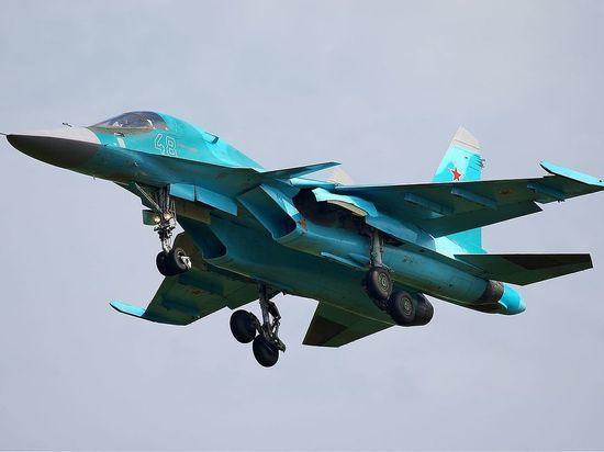 Найден второй пилот упавшего на Дальнем Востоке Су-34