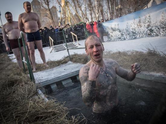 Ожидается что крещенские купания в Томской области посетят около 15 тысяч верующих