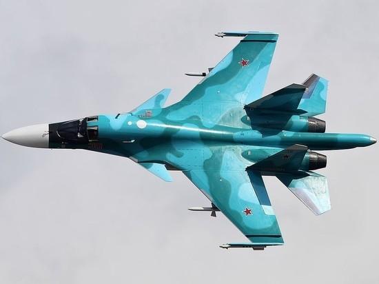 Минобороны опровергло спасение второго пилота Су-34