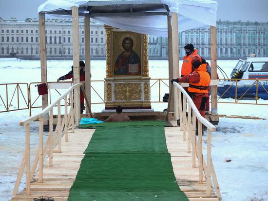 В Петербурге оборудовали 28 безопасных крещенских купелей (список)