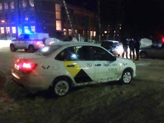 В Чебоксарах нетрезвый водитель «Яндекс.Такси» устроил ДТП