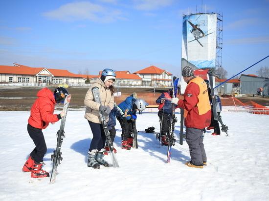 Где в Нижнем Новгороде найти лыжню и каток