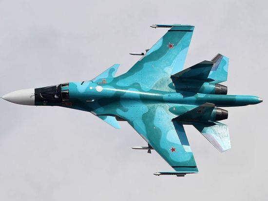 Минобороны подтвердило столкновение двух Су-34 на Дальнем Востоке