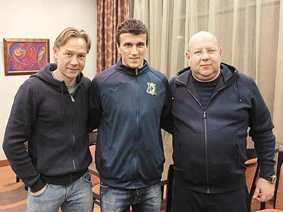 Почему Еременко перешел в «Ростов»: Карпину нужнее