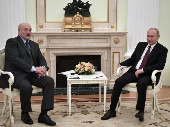 """""""Не мальчик"""": Лукашенко поставил в тупик странным заявлением о Путине"""