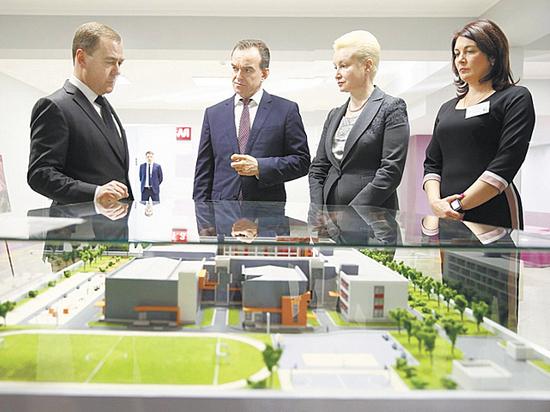Д. Медведев проведет вКраснодаре совещание поразвитию производства сельхозтехники