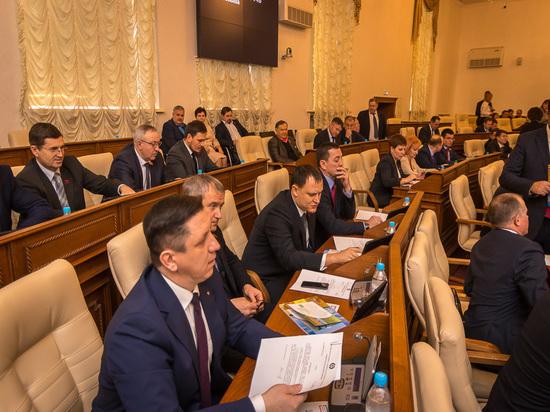 Алтайским депутатам урезают полномочия