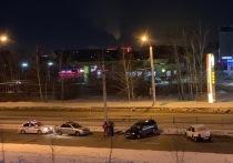 Двое автомобилистов подрались в Барнауле
