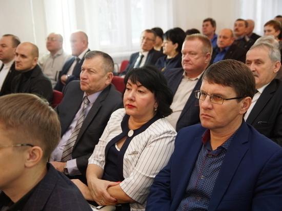 Решением приоритетных задач муниципалитеты займутся с областной властью