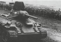 Эпизоды героической биографии Т-34: оружие Победы