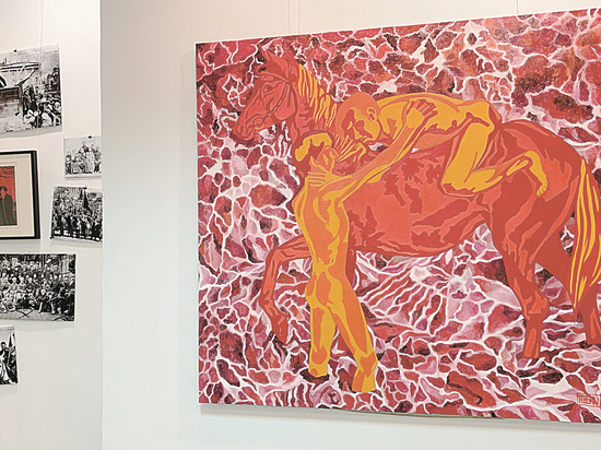 Эволюция красного коня: у шедевра Петрова-Водкина нашли новый смысл