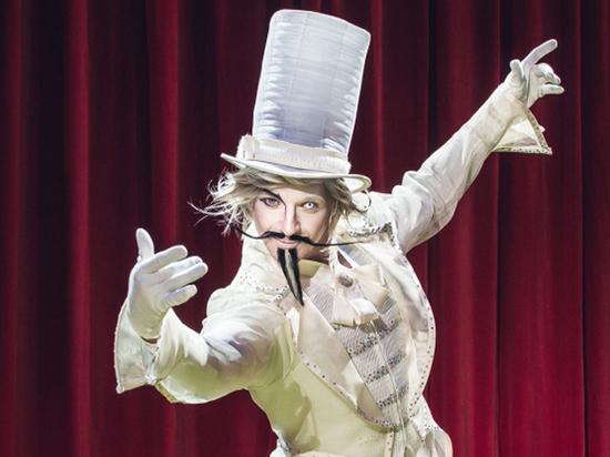 Московский театр мюзикла привез свои лучшие спектакли в Сибирь