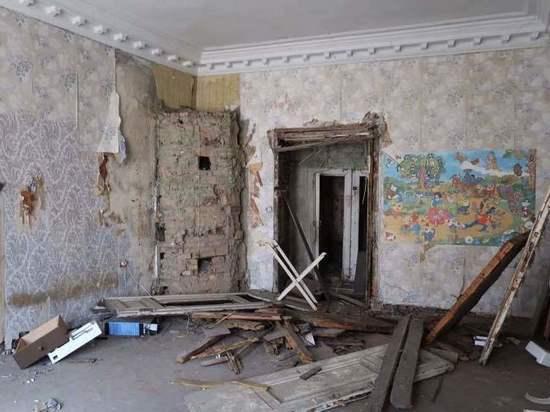 В Петербурге разгорелся новый скандал вокруг дома Лермонтова