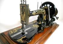 Мурманские любители старины могут полюбоваться машинками Зингера
