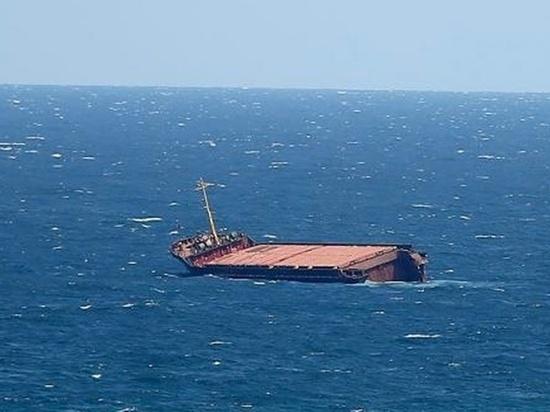 Мужское тело найдено вшлюпке внейтральных водах Черного моря