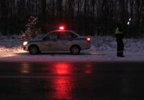 Неочищенные от снега дороги стали причиной 10 ДТП  в Калининградской области
