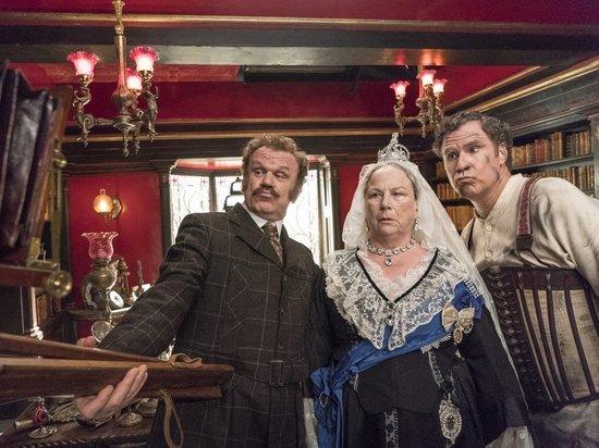 В новой экранизации уфимцы увидят комических Холмса и Ватсона