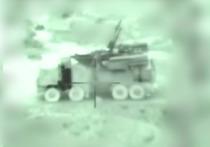 Израиль распространил видео уничтожения тульского «Панциря» в Сирии