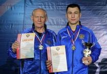Новосибирский борец Роман Власов в третий раз стал чемпионом России