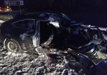 Молодая жительница Ленобласти погибла в ДТП с участием грузовика