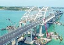 Крымский мост побил двухлетний рекорд переправы по трафику
