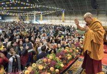 Калмыцкие паломники отправятся в Дели на учения Далай-ламы XIV