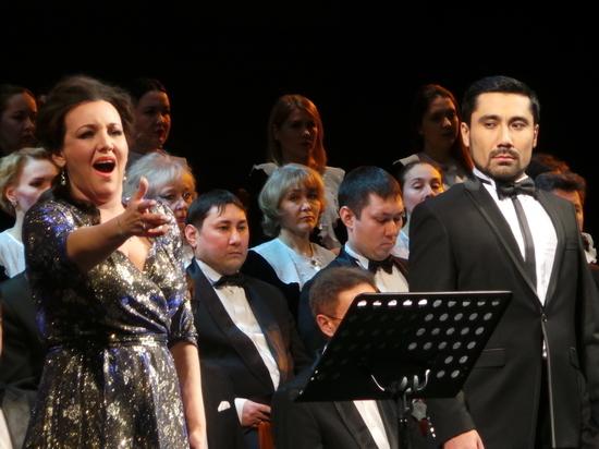 Режиссерский дебют Абдразакова в Башкирской опере показали без костюмов и декораций