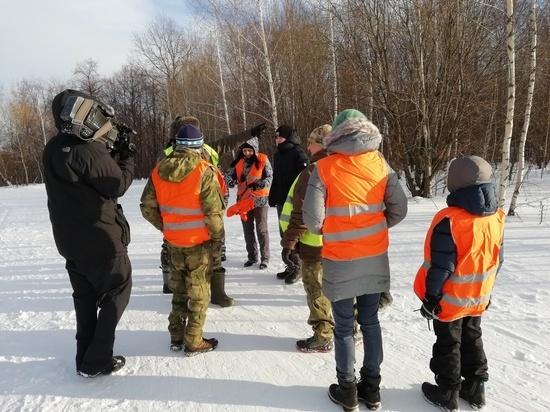 Канал «Культура» снял фильм о рязанском поисковом отряде «Мещера»