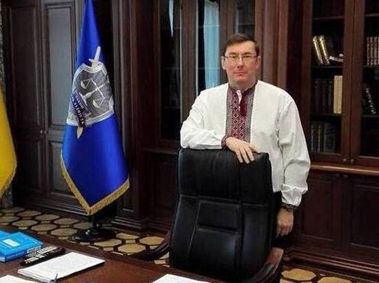 Генпрокурор Украины: