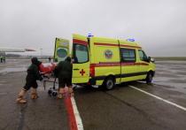 Моряков, спасенных на «Канди» и «Маэстро», будут лечить в Крыму
