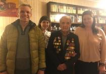 Уроженец Новосибирска отметил вековой юбилей
