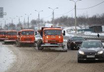 Волгоградцев просят быть внимательнее на дорогах во время непогоды