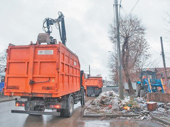 Мэр Краснодара начал войну с мусором