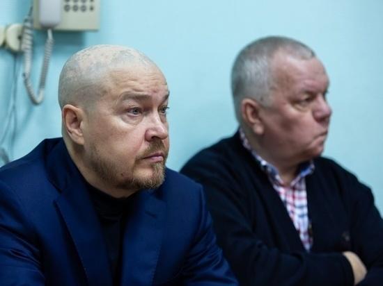Подчиненных Игоря Митрофанова допрашивают в закрытом режиме