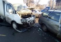 В ДТП на Староникитской в Туле пострадали люди