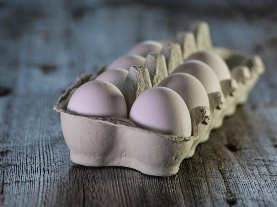 За неделю в Рязанской области подешевели яйца